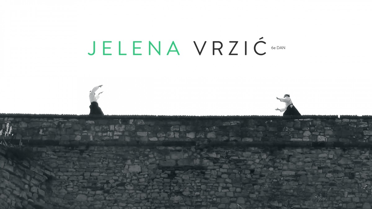 Training met Jelena Vrzić, 24 March