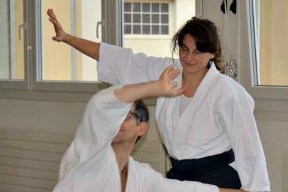 Annemiek geslaagd voor shodanexamen