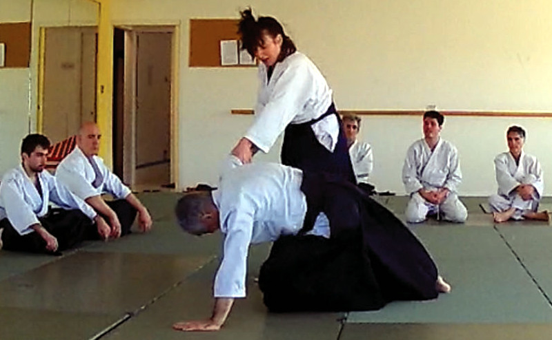 Training with Jelena Vrzić, 7 and 8 June