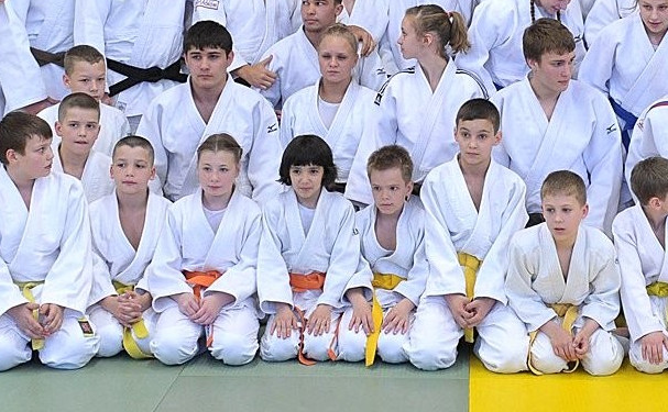 children's aikido