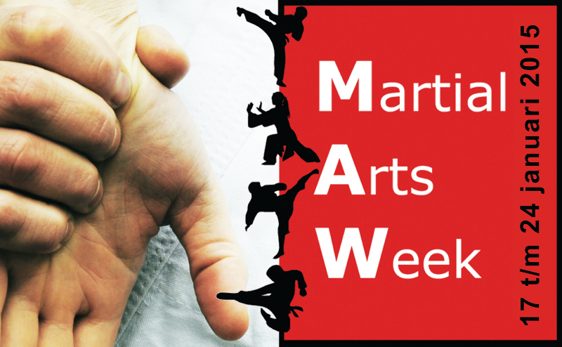 Martial Arts Week Utrecht 2015